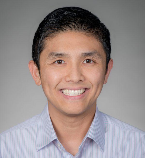 Headshot of Benton Lee